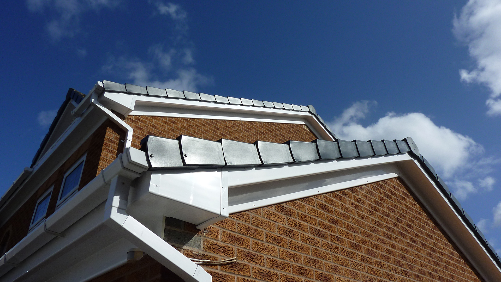 Dry Verge Roofing Contractor