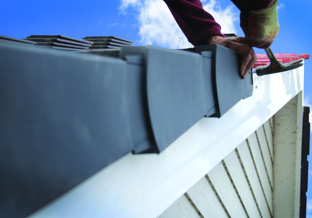 Dry Verge Roofing in Nottinghamshire
