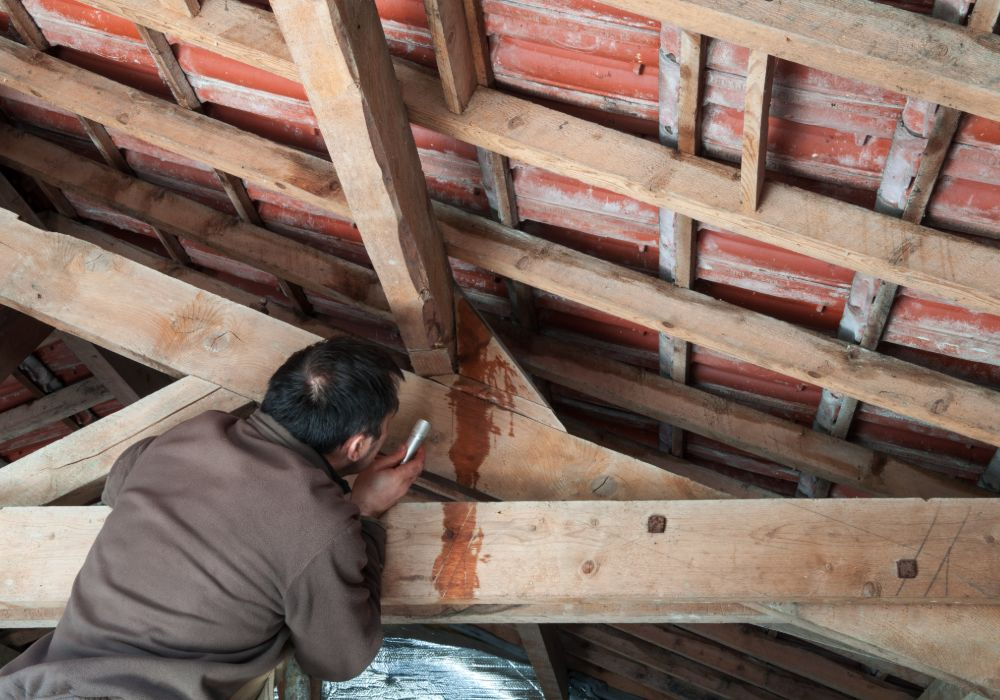 Roof Leak Repair Contractors Nottinghamshire
