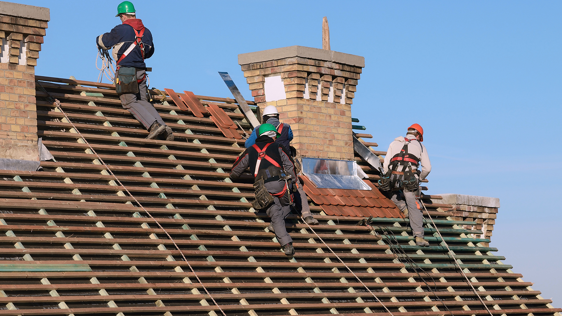 Roof Repairs Contractors Nottinghamshire