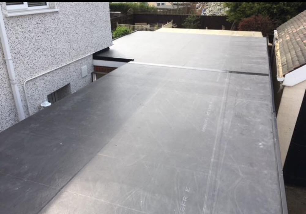 Flat Roofing Contractor Company