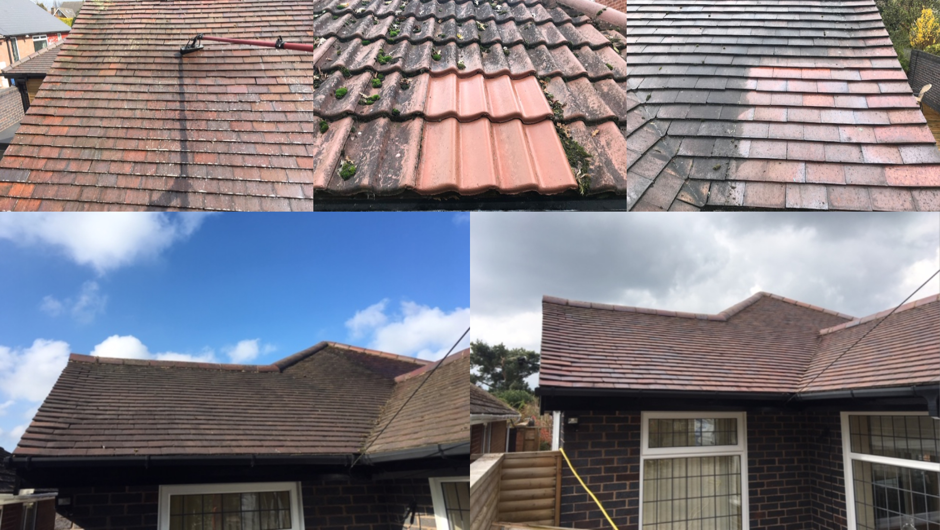 Nottinghamshire Roof Cleaners